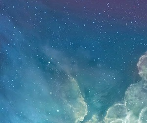 wallpaper, stars, and sky image