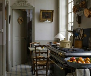 kitchen, vintage, and aesthetic image
