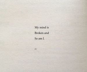 broken and quotes image