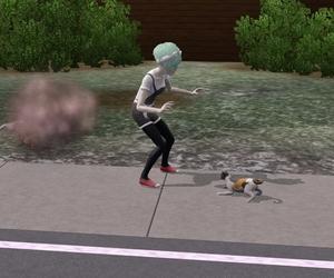 alien, cat, and pets image