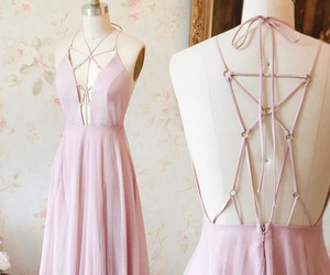 beautiful, prom dress, and women fashion image