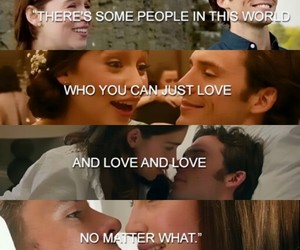 couple, movie, and true love image