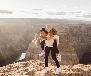 travelling, vacation, and relationship goals image