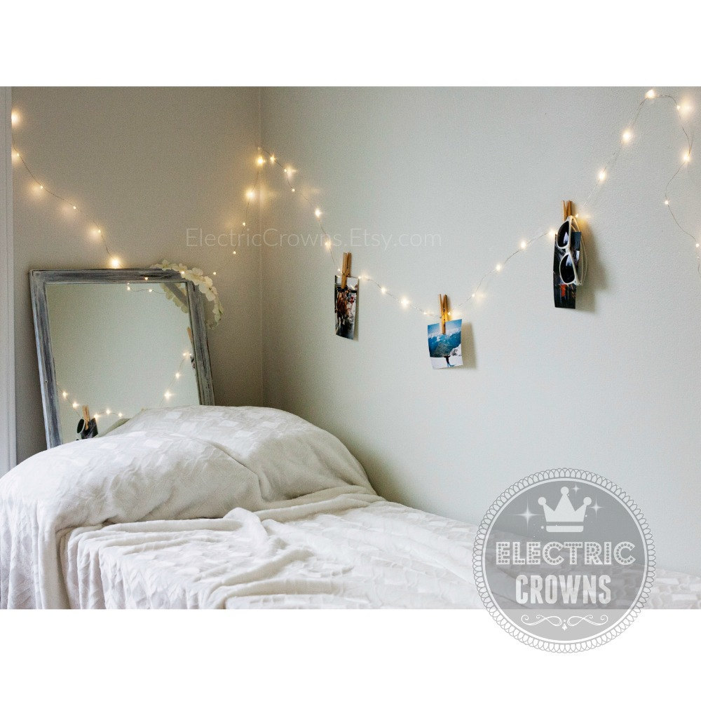 Fairy Lights Bedroom String Lights Fairy Lights White Home
