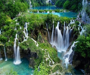 Croatia and travel image