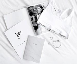 magazine, aesthetic, and Calvin Klein image