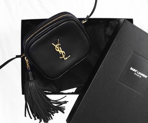 accessories, bag, and YSL image