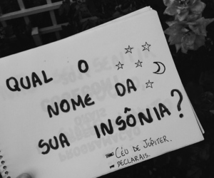 black and white, frase, and pensamento image