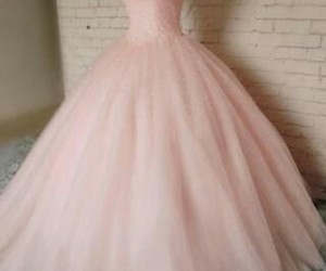 ball gown, dresses, and beautiful image