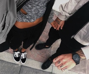 couple, style, and fashion image