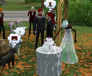 alien, supernatural, and the sims image