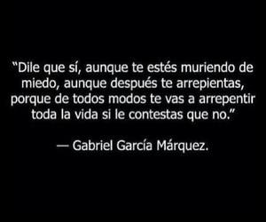 frases, gabriel garcia marquez, and quotes image