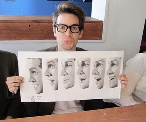 brendon urie, panic! at the disco, and bden image