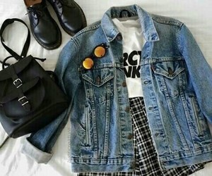 alternative, indie, and alternative. outfit image