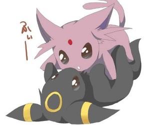pokemon, cute, and umbreon image