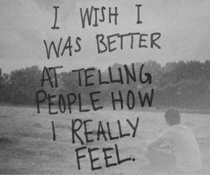 quotes, feelings, and wish image