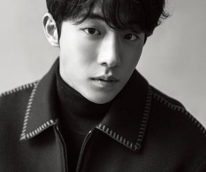 actor, black n white, and nam joo hyuk image