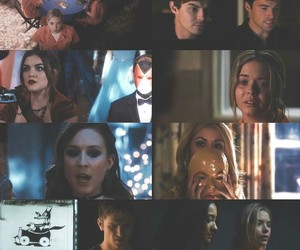 edit, pll, and tv show image