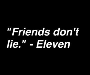 el, eleven, and quote image