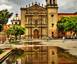 after the rain, Cathedrale, and mexico image