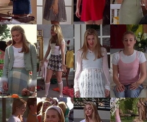 90s, Clueless, and outfits image
