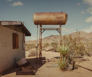 aesthetic, california, and desert image