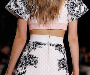 fashion, Balenciaga, and runway image