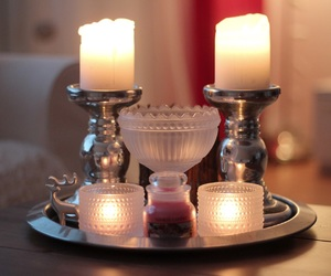 beautiful, candles, and classy image
