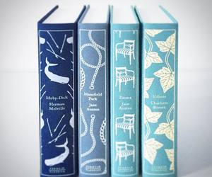 bibliophile, blue, and book image