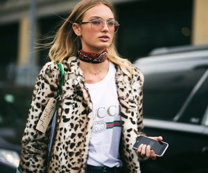 gucci, romee strijd, and style image