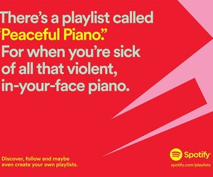 playlist, playlist name, and piano image
