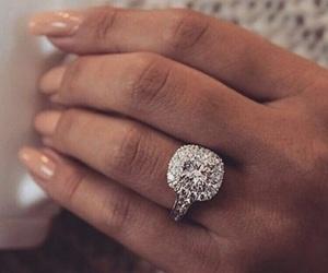 bijoux, marriage, and wedding image