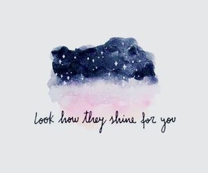 stars, wallpaper, and quotes image