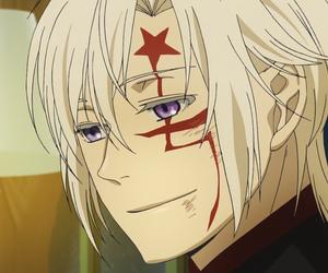 d gray man, d. gray-man, and anime image
