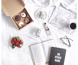 inspiration, books, and coffee image