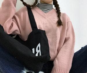 asian, kstyle, and fashion image