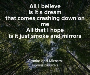 Lyrics, music, and imagine dragons image