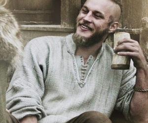 vikings, travis fimmel, and ragnar image