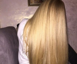 blonde, colored, and hairs image