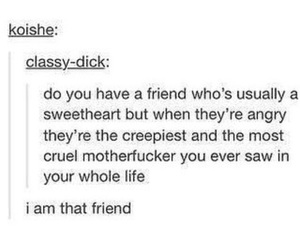 funny, tumblr, and friends image