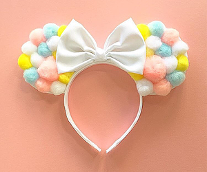 candy, disney, and ears image