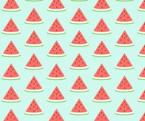 wallpapers, watermelon, and sandia image