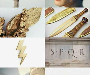 jason grace son of zeus image