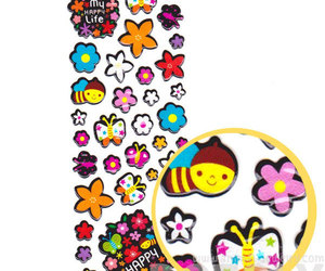 craft supplies, etsy, and bumble bees image