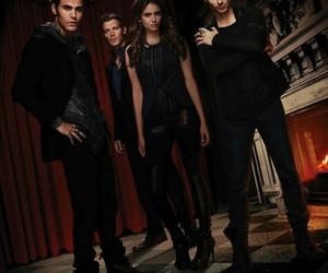 the vampire diaries, tvd, and ian somerhalder image