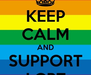bisexual, love is love, and lovewins image