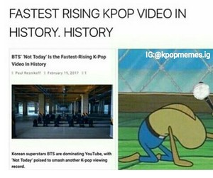 kpop, lol, and meme image