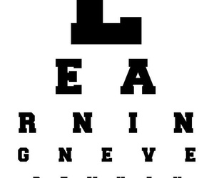 believe, learn, and true image