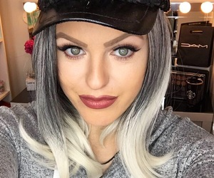 beauty, hat, and look image