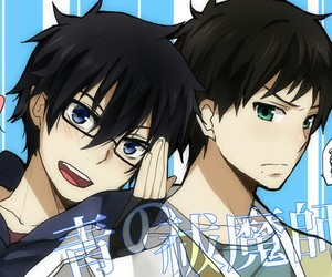 anime, ao no exorcist, and yukio image